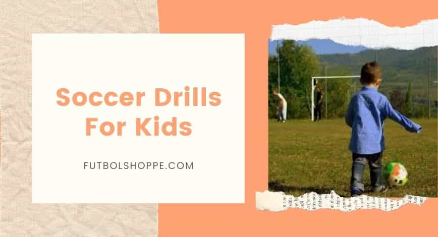 kids soccer drills feature